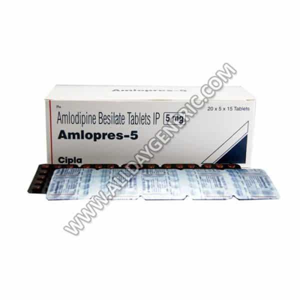 AMLOPRES 5 MG