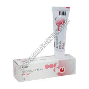 acyclovir, Acivir Cream