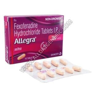 Allegra 30 mg