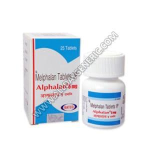 Alphalan 5 mg (melphalan)