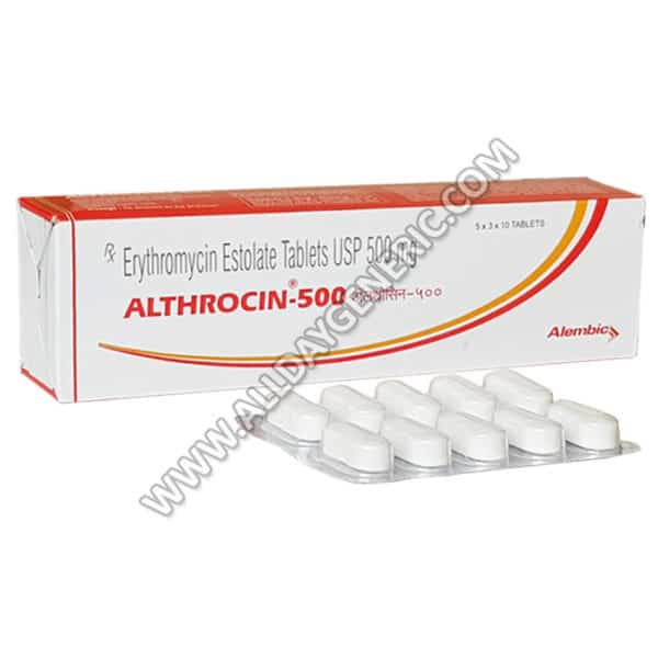 Althrocin 500 mg