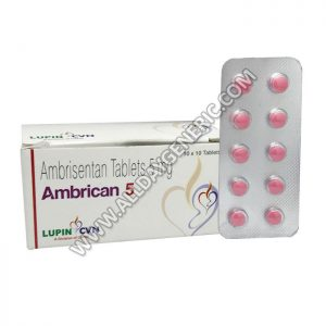 Ambrisentan (Ambrican 5 mg) Tablets