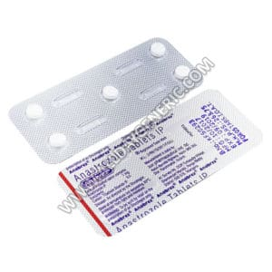 Anabrez 1 mg(Buy Anastrozole)
