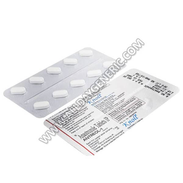Antreol 1 mg