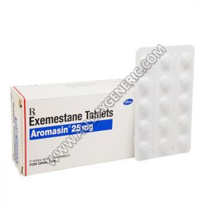 Aromasin 25 mg (Exemestane)