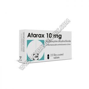 Atarax 10 mg (Hydroxyzine 10mg)