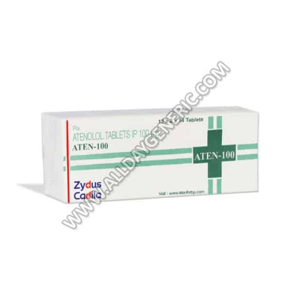 Aten-100-mg-Tablet