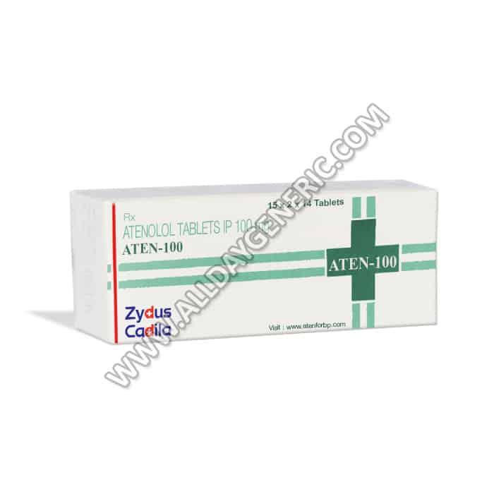 Aten | Aten 100 mg (Atenolol)