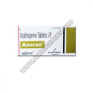 azoran 50 mg (Azathioprine)