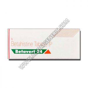 Betavert (Betahistine 24 mg)