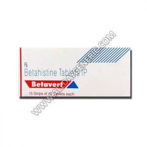 betavert (Betahistine)