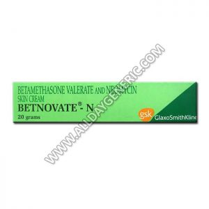 Betnovate N Cream (Betamethasone Topical / Neomycin Topical)