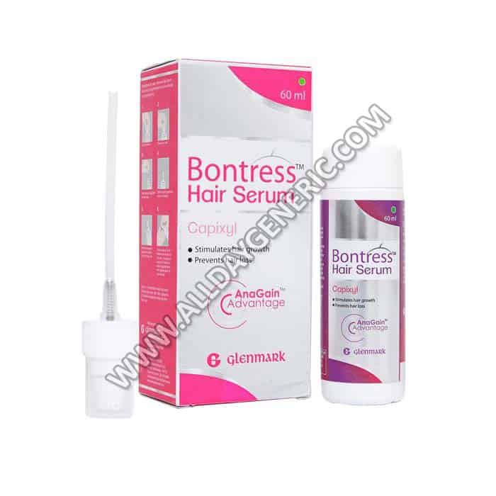 bontress hair serum uses (Capixyl / Anagain / Hexaplant Richter)