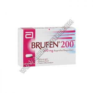 brufen 200mg (Ibuprofen)