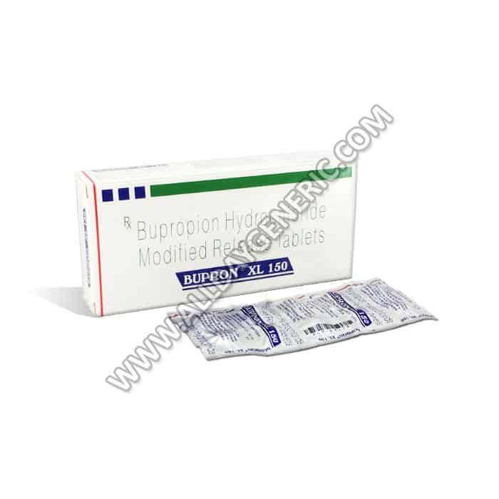 Bupron xl 150 mg (Bupropion)