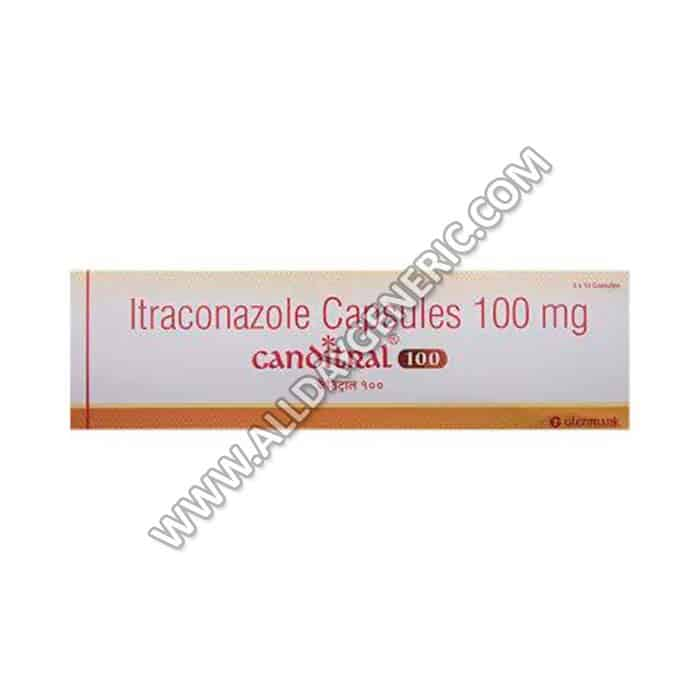 canditral (Itraconazol)