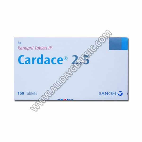 Cardace 2.5 mg Tablet
