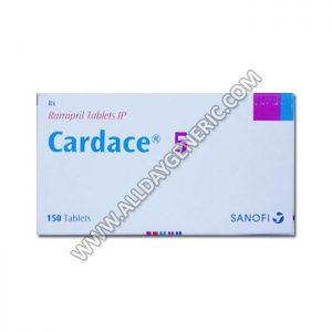 Cardace 5mg, Ramipril 5mg