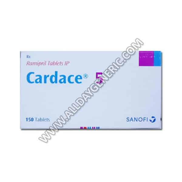 Cardace 5 mg Tablet