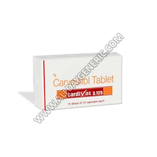Cardivas-3.125-mg