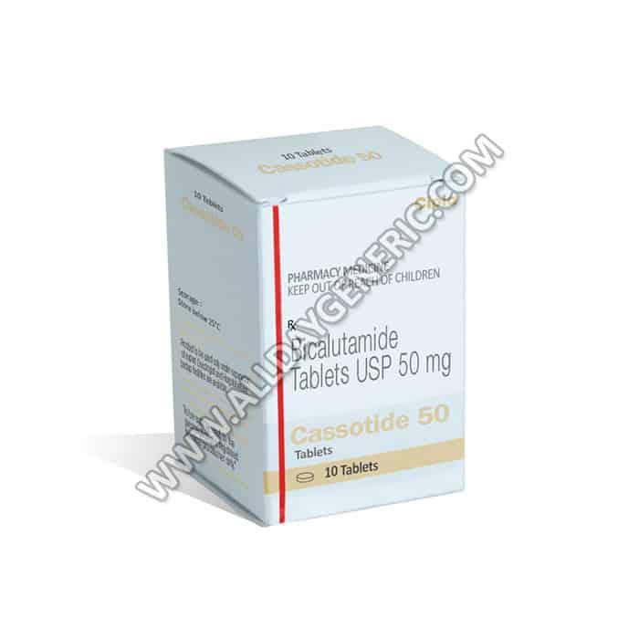 Cassotide (bicalutamide 50 mg)