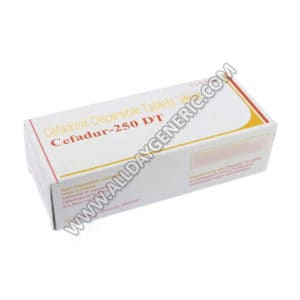 Cefadur 250 (Cefadroxil Tablet)