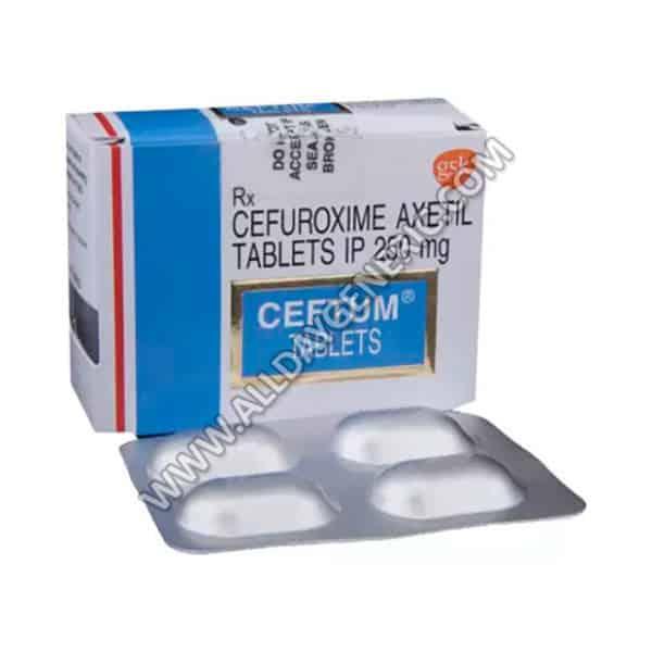 Ceftum 250 mg