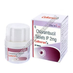 Celkeran 2 mg (Chlorambucil)