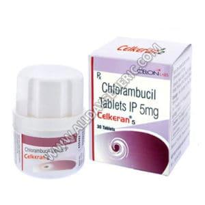 Celkeran 5mg (Chlorambucil)