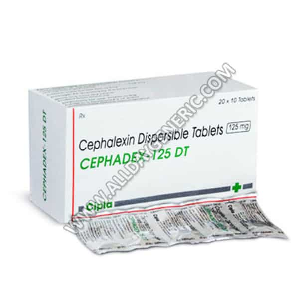 Cephadex DT 125 mg