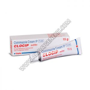 Clocip Cream (Clotrimazole 1 cream)