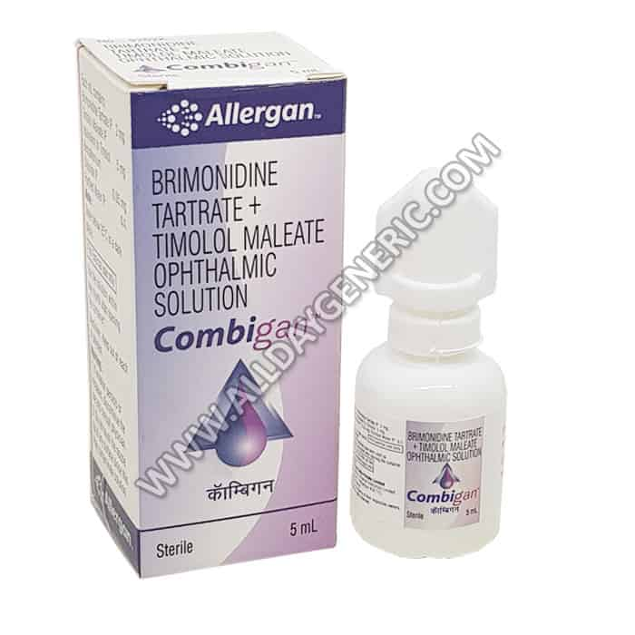 Combigan Eye Drops (Combigan Eye Drops)