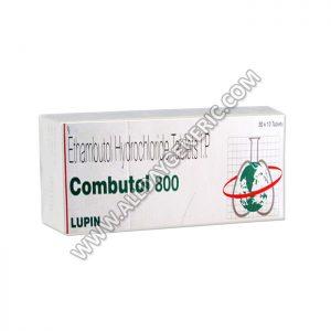 Combutol 800 mg, Ethambutol 800 mg