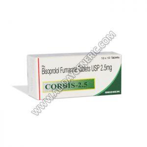 Corbis | Corbis 2.5 mg (Bisoprolol)