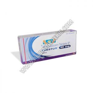 Crestor 40 mg