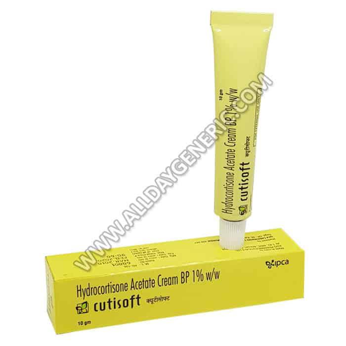 cutisoft cream (Hydrocortisone)