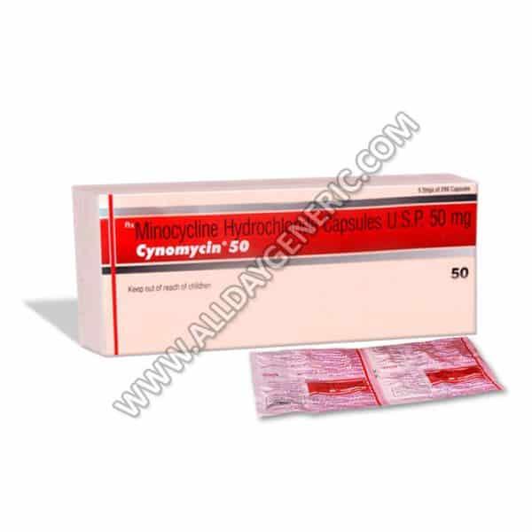 Cynomycin-50-mg
