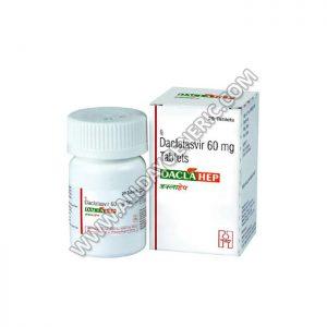 Daclahep 60 mg (Daclatasvir)