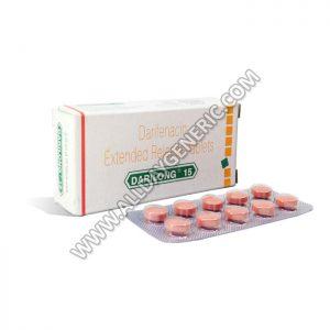 Darifenacin Generic (Darifenacin 15)