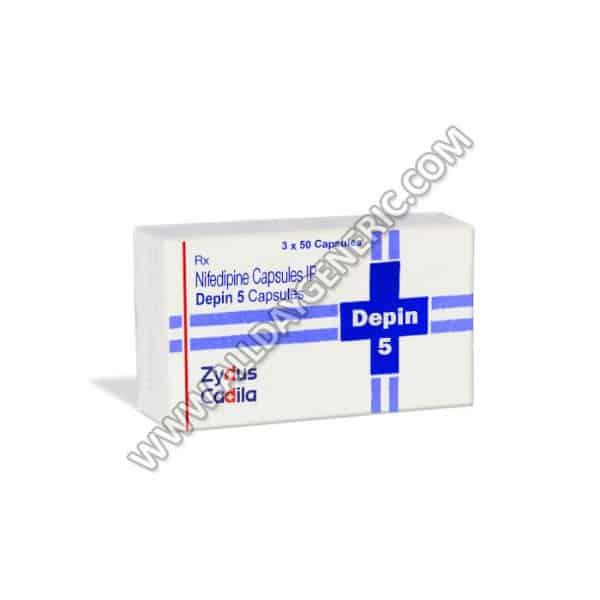 Depin-5-capsule