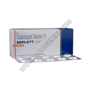 clopidogrel 150 mg