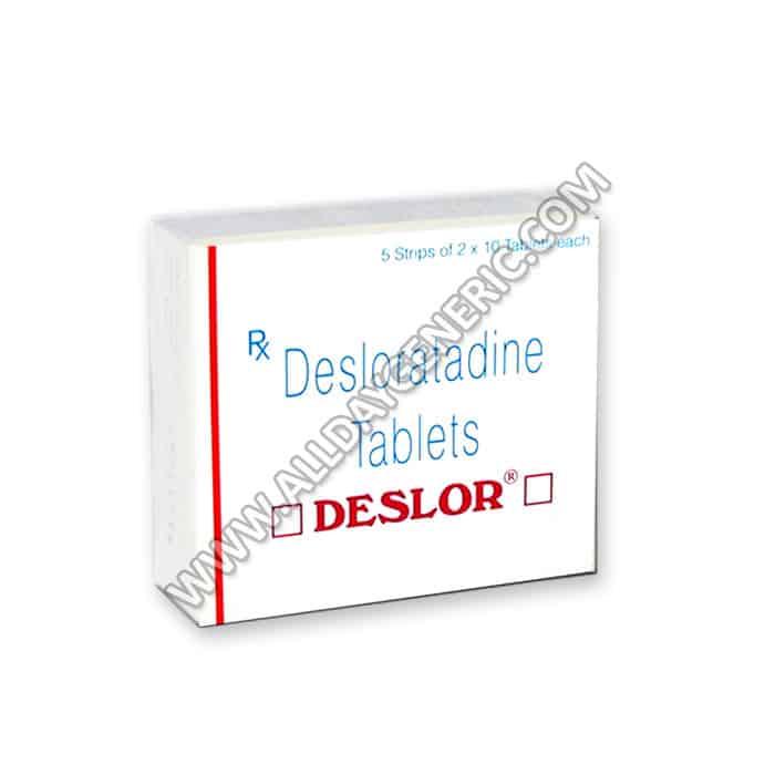 Deslor 5 mg tablet
