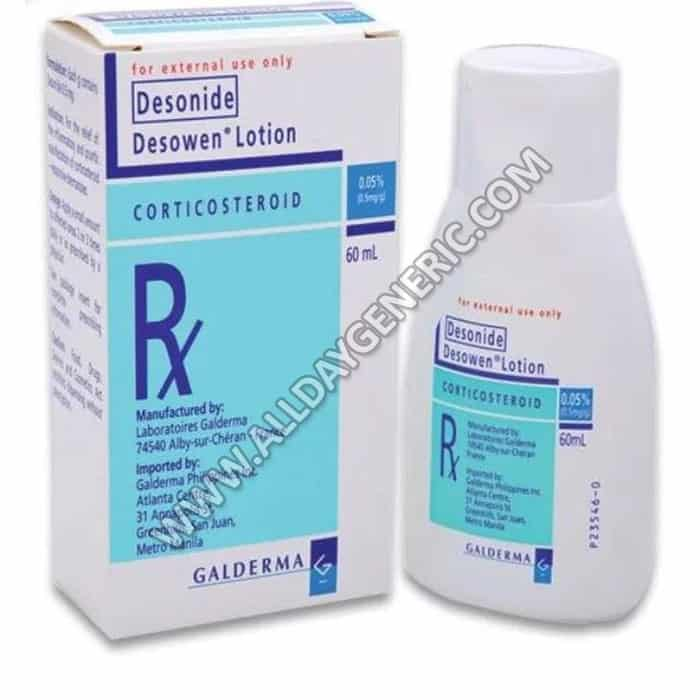 Desowen Lotion (Desonide Lotion 0.05)