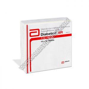 Diabetrol SR, Glibenclamide / Metformin