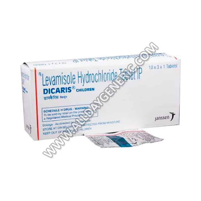 Dicaris Children 50mg(Levamisole)