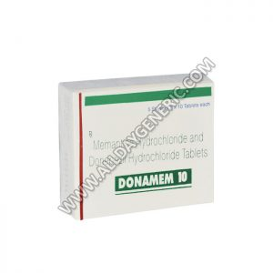 Donamem 10 (Donepezil / Memantine)