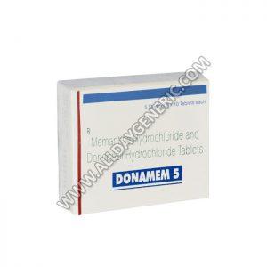 Donamem 5, Donepezil / Memantine