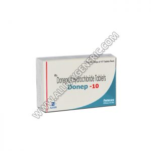 Donep 10 mg (Donepezil)
