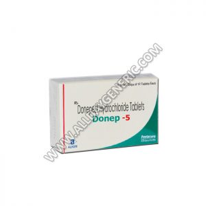 Donep 5 mg (Donepezil)