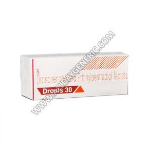 Dronis 30 (Ethinyl Estradiol Drospirenone)